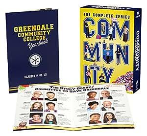 Community - Season 01 / Community - Season 02 / Community - Season 03 / Community - Season 04 / Community - Season 05 / Community - Season 06 - Set