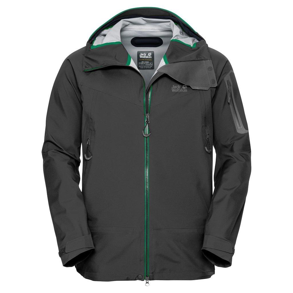 324cfa15d15 Amazon.com : Jack Wolfskin Men's Exolight Base Jacket : Clothing