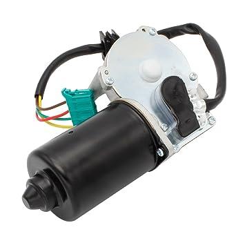 Baode Motores de limpiaparabrisas Borrador Motor Delantero: Amazon.es: Coche y moto