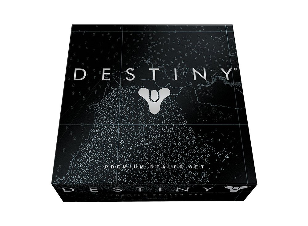 USAOPOLY Destiny Premium Playing Card Set Playing Cards, by USAOPOLY