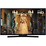 Panasonic TX-43E302B 1080p 43-Inch Full HD LED TV with Freeview HD - Black (2018 Model)