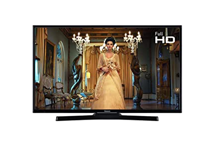 2f0edb1ac073fe Panasonic TX-43E302B 1080p 43-Inch Full HD LED TV with Freeview HD - Black  (2018 Model)