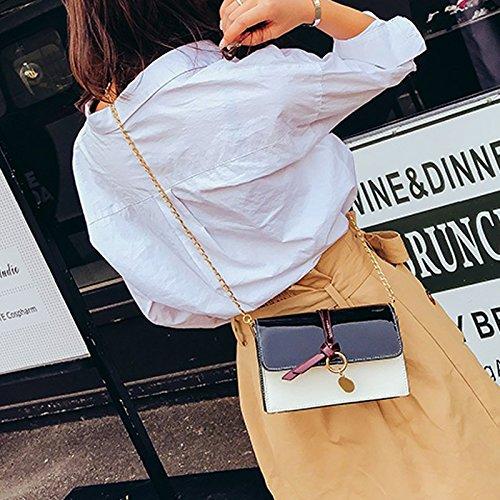 3 Cross multifunctionele optionele kleuren tassen reizen boekentassen kleur Body tassen lederen voor zwart pu werk strand vrouwen Tote Zcm wit qY6xw7w