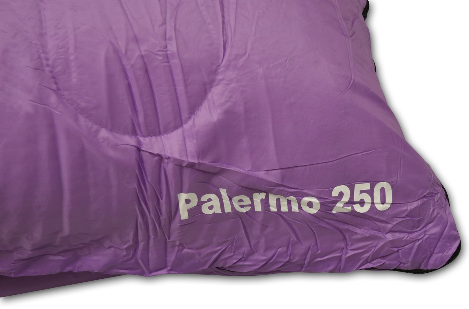 Festivals Waterproof Andes Palermo 250 Rectangle Sleeping Bag Warm 250GSM Filling Ideal For Camping Compression Carry Bag Included