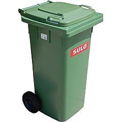 Cubos de basura ocultos