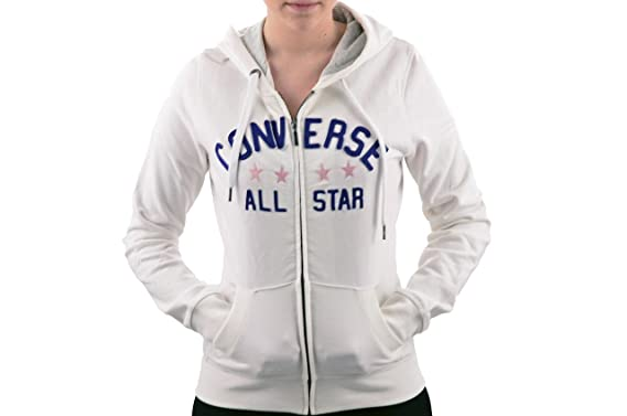 83875f32087 Converse Giacca Cappuccio Sweatshirts New Size Xs.  Amazon.co.uk  Clothing