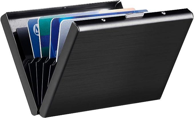 Amazon.com: RFID - Funda protectora para tarjetas de crédito ...