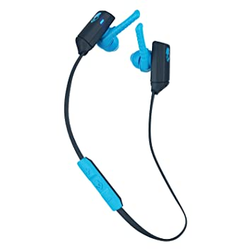 65cd201b48a Skullcandy XTFree Bluetooth Wireless In-Ear Sport Earbuds with Mic -  Navy/Blue: Amazon.co.uk: Hi-Fi & Speakers