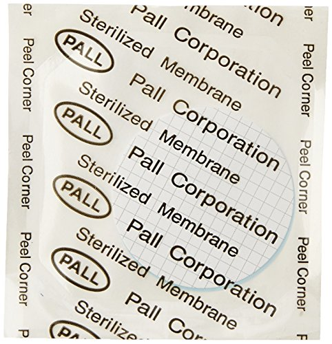 Pall 66068 Metricel GN-6 Membrane Filter, Grid Pattern, 0.45 um Pore Size, 47 mm Diameter (Pack of 1000)