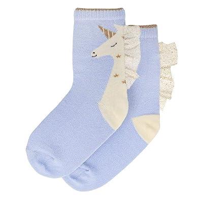 Meri Meri Unicorn Sparkle Socks 6-8 years: Toys & Games