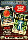Brain Machine / Astral Factor by Alpha Home Entertainment