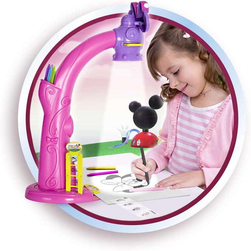 Disney - Proyector Minnie: Amazon.es: Juguetes y juegos