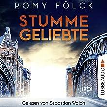 Stumme Geliebte Hörbuch von Romy Fölck Gesprochen von: Sebastian Walch