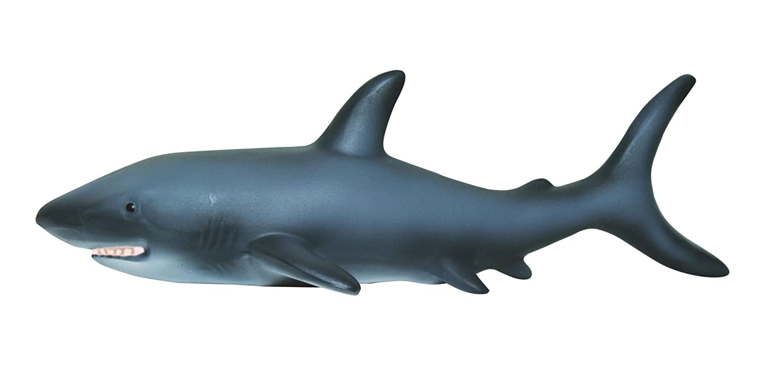 Detailed Animal Toy Made From Soft Latex Shark Toy Figure