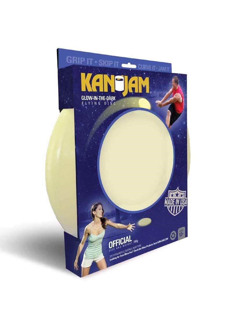 Kan Jam Flying Disc, Glow by Kan Jam
