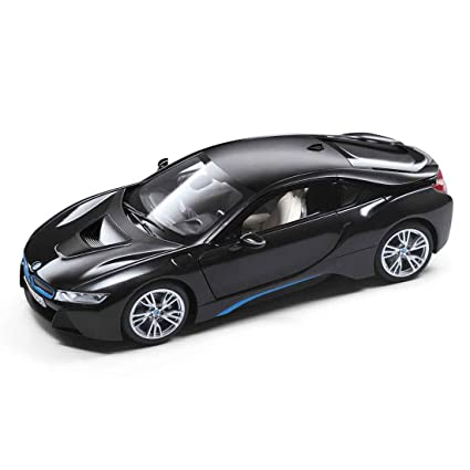 Amazon Com Bmw I8 Remote Control Miniature Toys Games