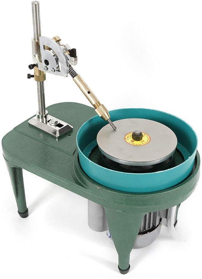 Jewelry Tools Faceting Machine Gemstone /& Polishing Inch Gem Jade Faceted Grinding Flat Grinder Cutting Usa Polisher Tool Us with Plug Gemstone Angle Grinder