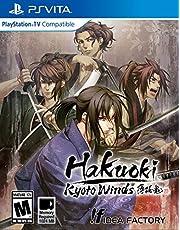 Hakuoki: Kyoto Winds - PS Vita