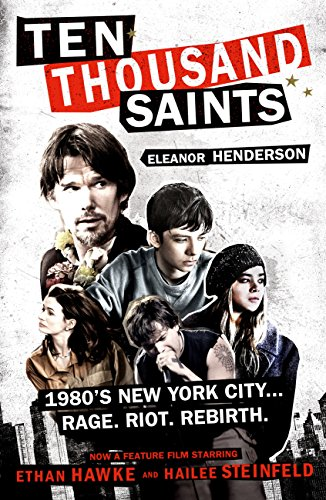 Ten Thousand Saints Book