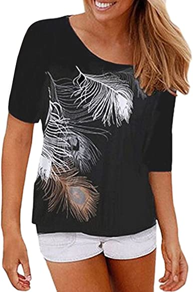 Feather Backgroung Art Ladies T-shirt//Tank Top q921f