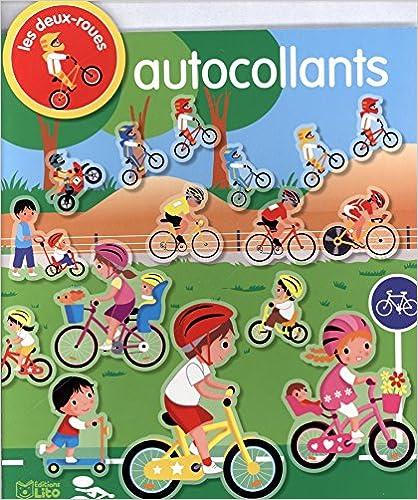 Livres Mes Véhicules Préférés en Auto: Les deux roues - Dès 3 ans pdf