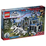 LEGO Jurassic World Indominus Rex Breakout 75919 Building - Best Reviews Guide