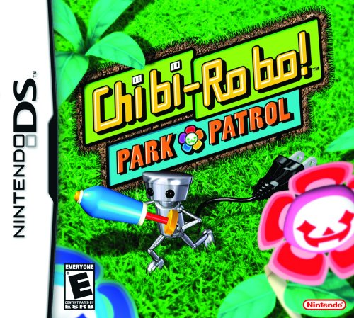 Chibi-Robo Park Patrol - Nintendo DS