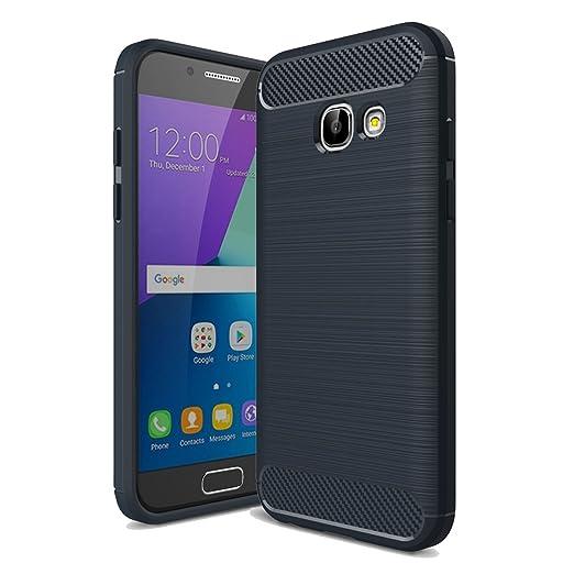3 opinioni per Cover Samsung Galaxy A5 2017, Moonmini Anti urto Full Body Protettivo Custodia