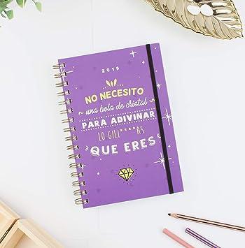 Casterli - Agenda Anual 2019 Día página - No necesito una ...