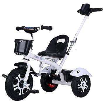 Bicicletas para niños elegantes bicicletas para bebés bicicletas de tres ruedas para niños y niñas cochecitos