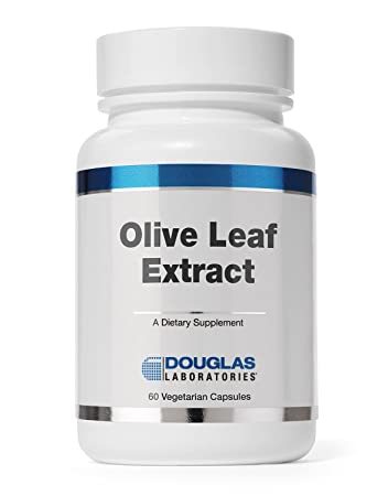 Douglas Laboratories - Olive Leaf Extract - Olive Leaf for Microbial  Support and Heart Health* -