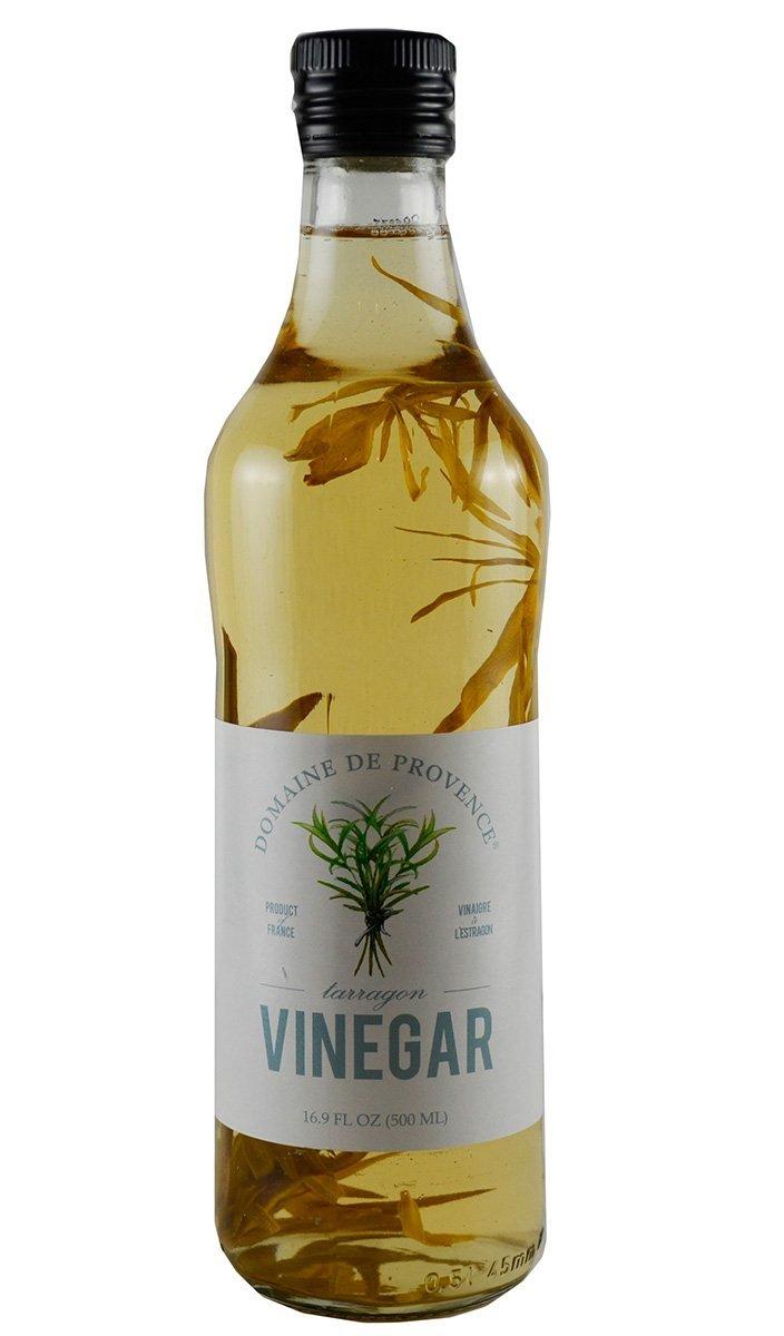 Domaine de Provence Tarragon Wine Vinegar, 16.9 Fl Oz