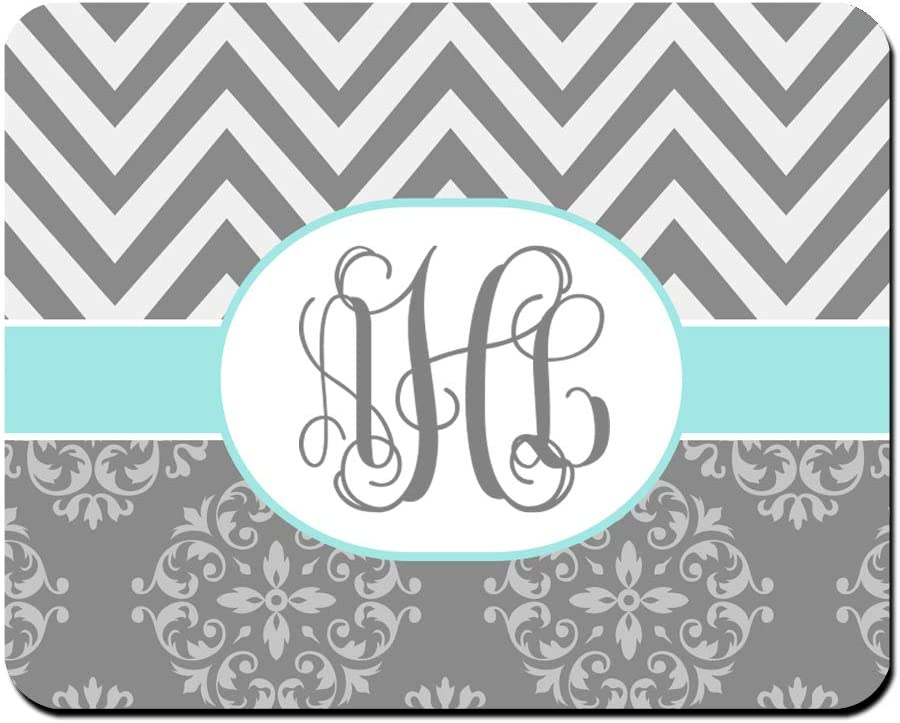 8, 10.2x8.3 inches Custom-Made Monogram or Name Mouse Pad for Gaming,Customized Personalized Gift