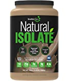 Bodylogix Natural Whey Protein Nutrition Shake, Isolate Decadent Chocolate