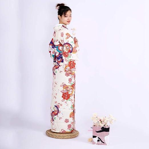 LiXiZhong Traje Tradicional Japonés De La Moda De Las Mujeres ...