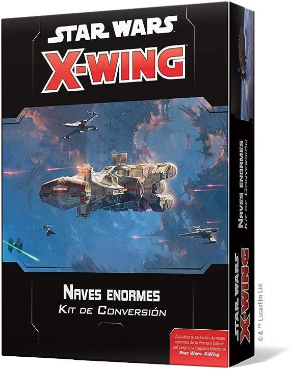Fantasy Flight Games- Star Wars X-Wing 2.0: Naves enormes Kit de Conversión, Color (SWZ53ES) , color/modelo surtido: Amazon.es: Juguetes y juegos