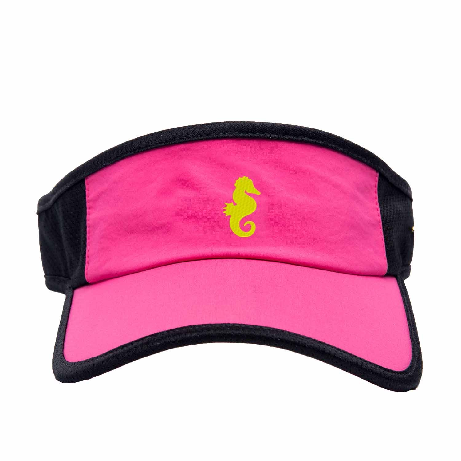 Women Golf Visor Embroidered Cute Seahorse Outdoor Hat Breathable Cap (Pink)  at Amazon Women s Clothing store  8d0b87f25ed
