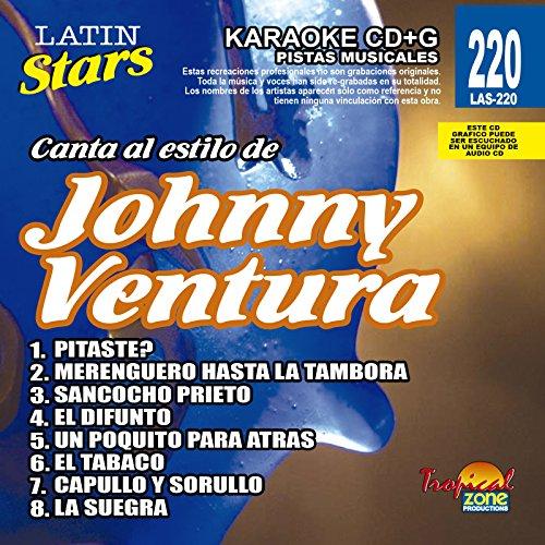 Karaoke: Johnny Ventura - Latin Stars Karaoke