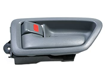 Lovely MotorKing B550 Door Handle (97 01 Toyota Camry Inside Left Gray)