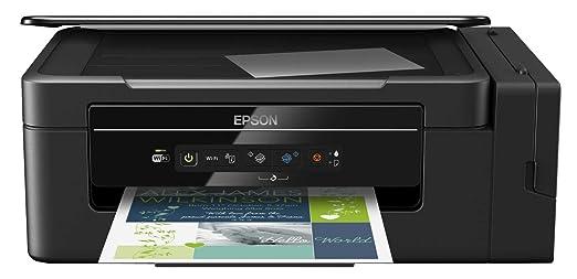 Epson Its L3050 Jet d'encre 33 ppm 5760 x 1440 DPI A4 WiFi - Multifonctions (Jet d'encre, Impression Couleur, 5760 x 1440 DPI, 100 Feuilles, A4, Noir)