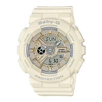 67b4b600e1c Relógio Feminino Baby-G Analógico Digital BA-110GA-7A2DR  Amazon.com ...