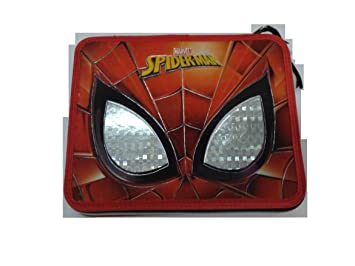 Estuche 2 cremallera Spiderman 24 lápices lisa 4 mm 18 ...