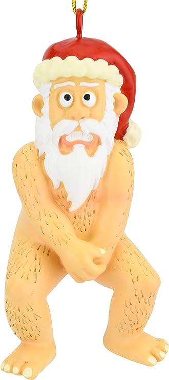 Naked Santa Naughty Christmas Funny Hanging Tree Decoration Popular Xmas Gift