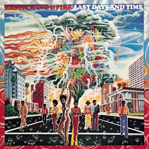CD : Earth, Wind & Fire - Last Days and Time (CD)