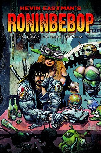 Pdf Graphic Novels Kevin Eastman's RoninBebop