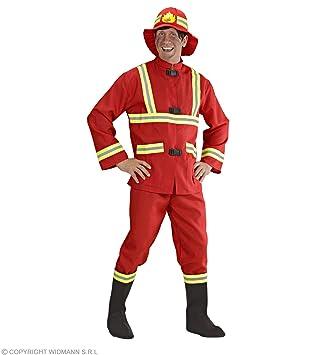 Disfraz de bombero hombre - XL: Amazon.es: Juguetes y juegos