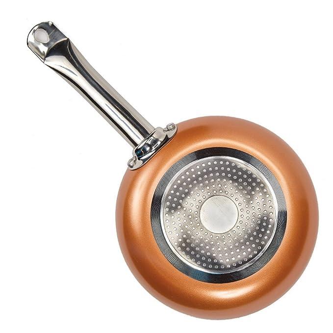 Sartén Copper Kitchen - La Revolucionaria Sartén de Cobre, no se ...