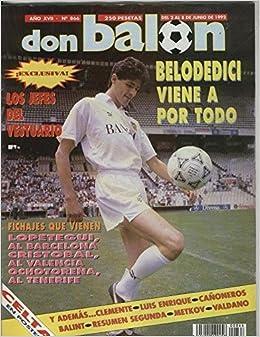 Don Balon numero 0866: Amazon.es: Varios: Libros