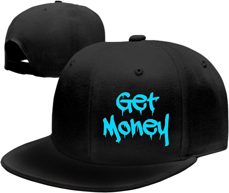 Rosventur Warning Snapback Cap Flat Brim Hats Hip Hop Caps for Men Women