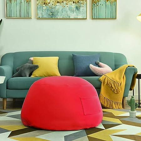 MILAYA JI BIN SHOP® Floor Chair Single Fabric Lazy Couch Balcony ...